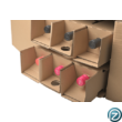 6os borszállító doboz