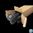 állvány doboz