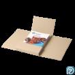 Könyvszállító doboz csomagolás előtt