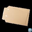 Kartonpapír boríték újrahasznosított