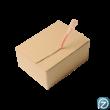 Csomagküldő doboz nyitás