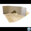 Könyvszállító doboz A4 (hajtogatható)