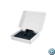 Divatáru doboz fehér