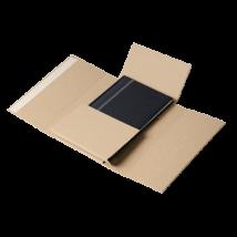 Könyvszállító doboz A5 (hajtogatható)