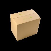 Tetőfenék-lapolt doboz ötrétegű