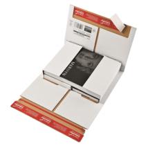 Könyvszállító doboz A4 (fehér)
