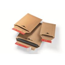 Visszazárható karton boríték