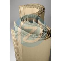 Hullámpapír lemez 800x600mm Kétrétegű