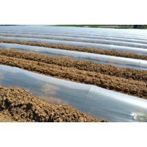 Mezőgazdasági fólia 6,5x60mx0,15mm transzparens méterben UV álló