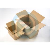 Ötrétegű doboz (zsírkarton) 390x240x240mm