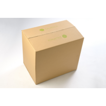 Ötrétegű tetőfenék-lapolt doboz