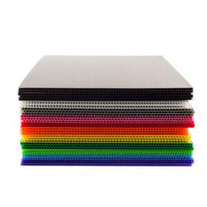 Kartonplast lemez UV barna 800x600mm