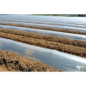 Mezőgazdasági fólia 8,5x60mx0,15mm transzparens méterben UV álló