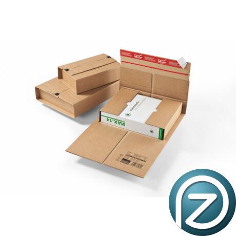 csomagküldő karton doboz