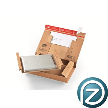 Laptop csomagolás