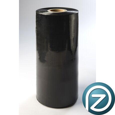 Fekete sztreccsfólia (gépi)