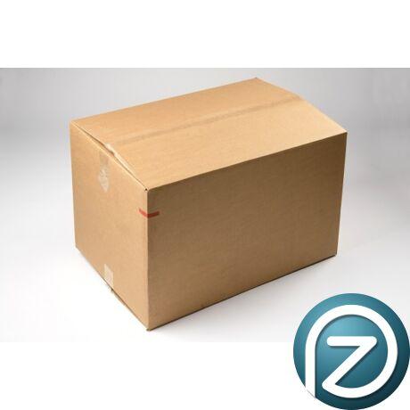 újrahasznosított doboz
