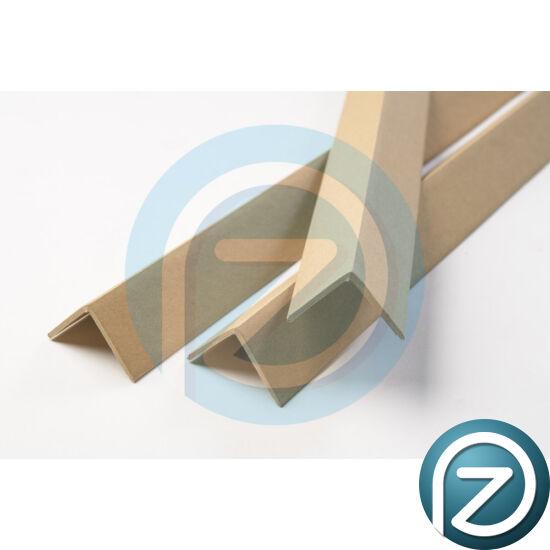 Préselt papír élvédő 45x45x3x1000mm