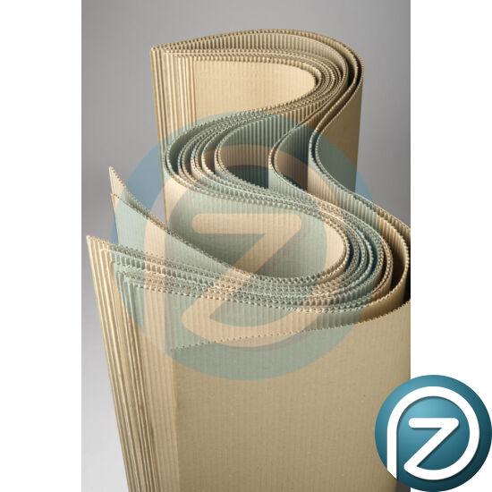 Hullámpapír lemez 1200x1200mm Kétrétegű