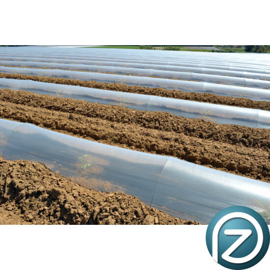 Mezőgazdasági fólia 8,5x60mx0,12mm fekete méterben