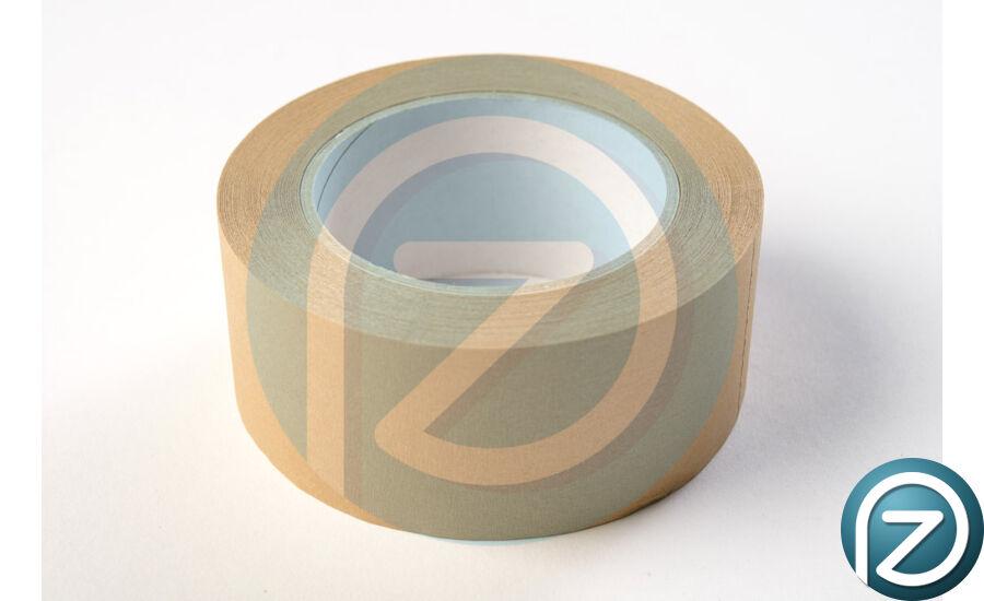 Papír ragasztószalag barna  50mmx50m