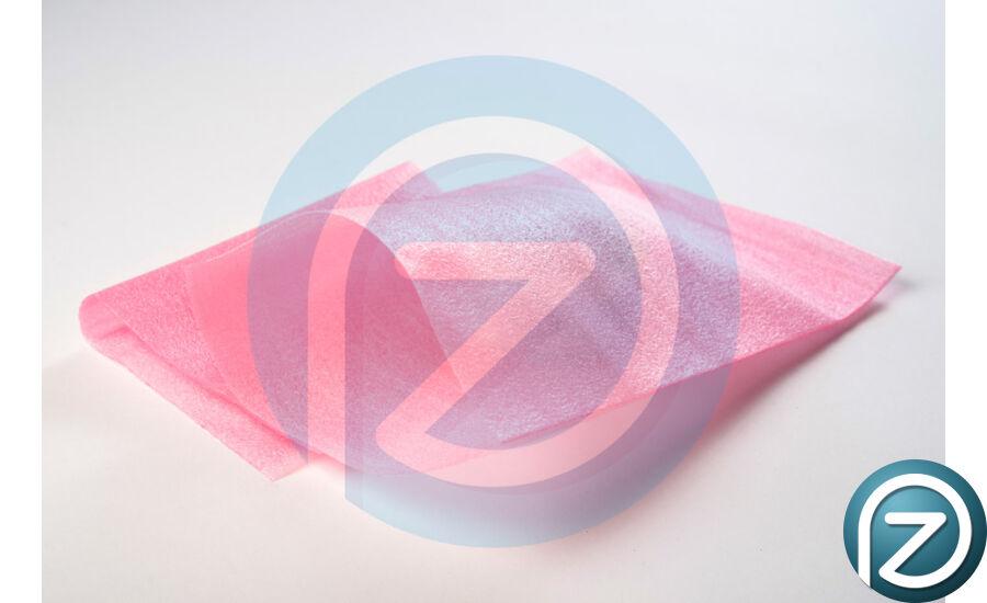 Polifoam tasak 150x350x1mm (antisztatikus)